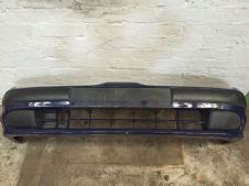 RENAULT SCENIC FRONT BUMPER (S) 1998 - BLUE